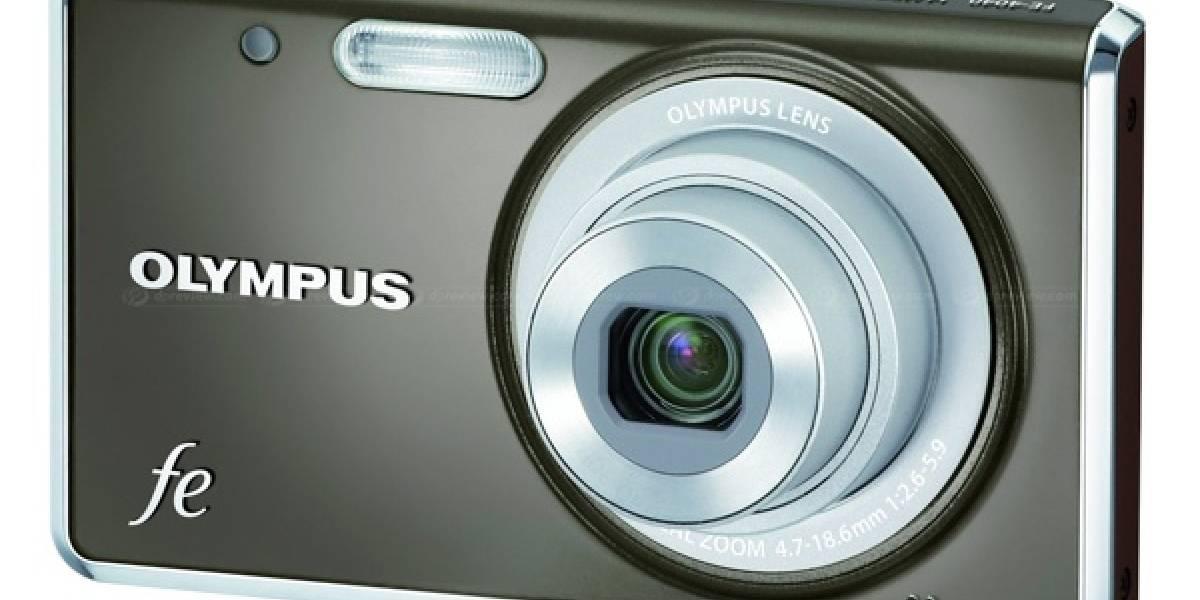 CES10: Olympus FE, cámaras digitales para todos
