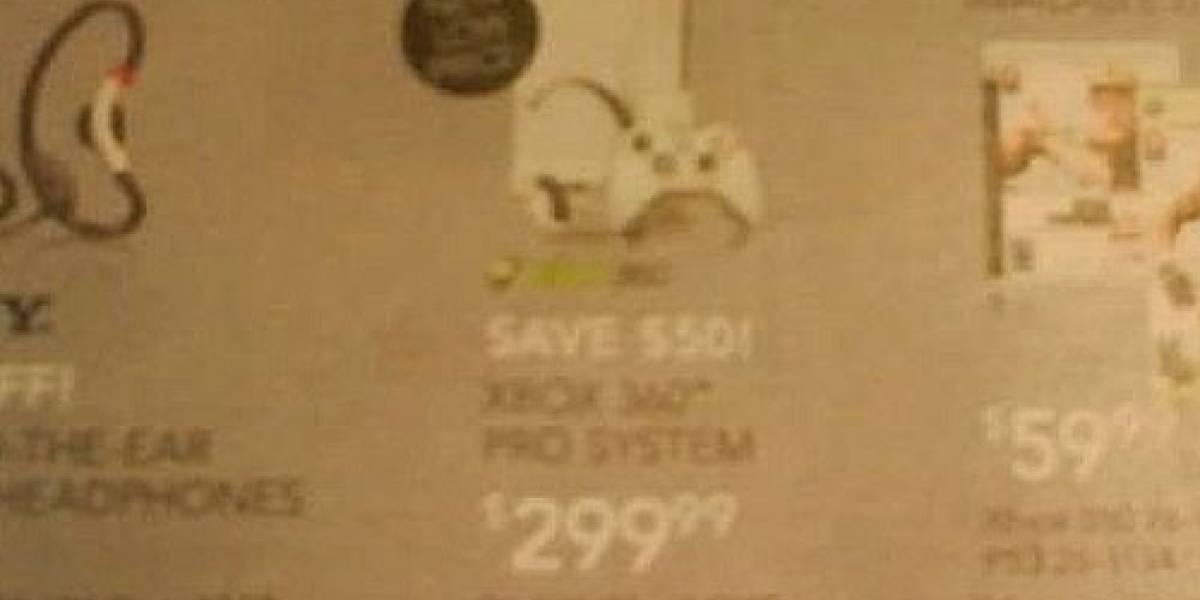 La XBOX 360 baja de precio y tendrá disco más grande, 85% seguro...