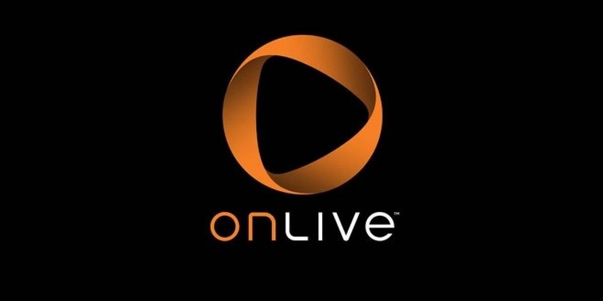 OnLive tenía deudas por 40 millones de dólares y estuvo a punto de cerrar