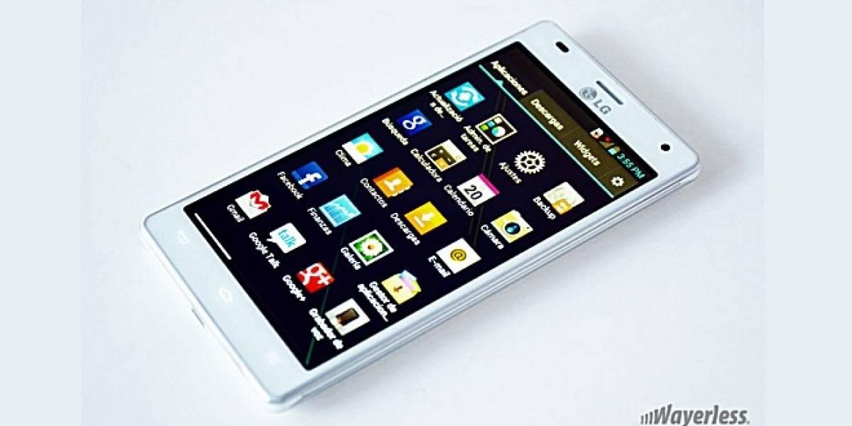 LG Optimus 4X HD podría ser actualizado a Jelly Bean en el primer trimestre de este año