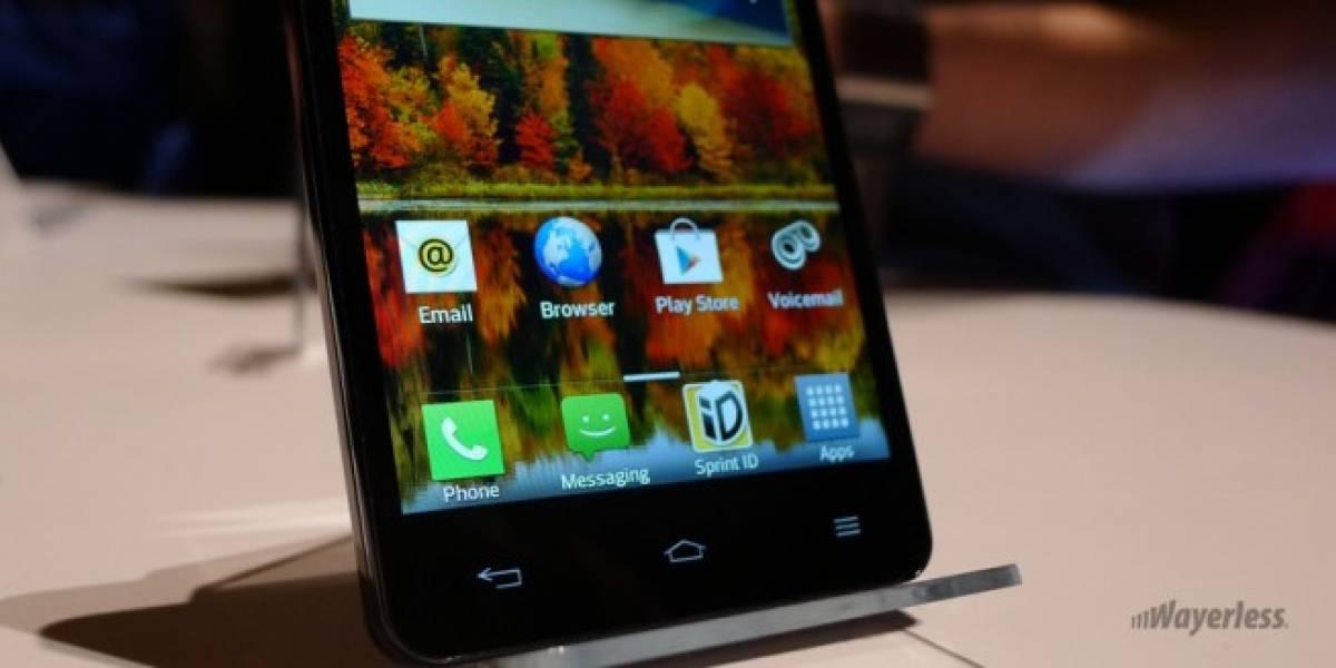 CES 2013: Un vistazo a la multitarea transparente de LG