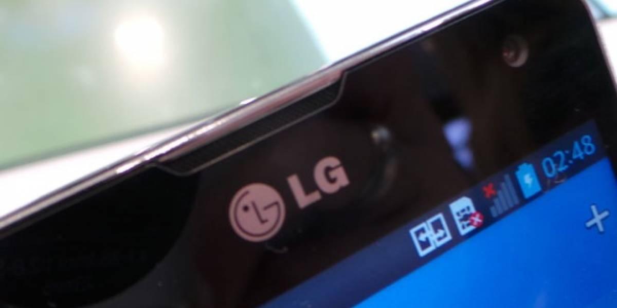 Próxima evolución del LG Optimus G llegará con Snapdragon 800 en Q3