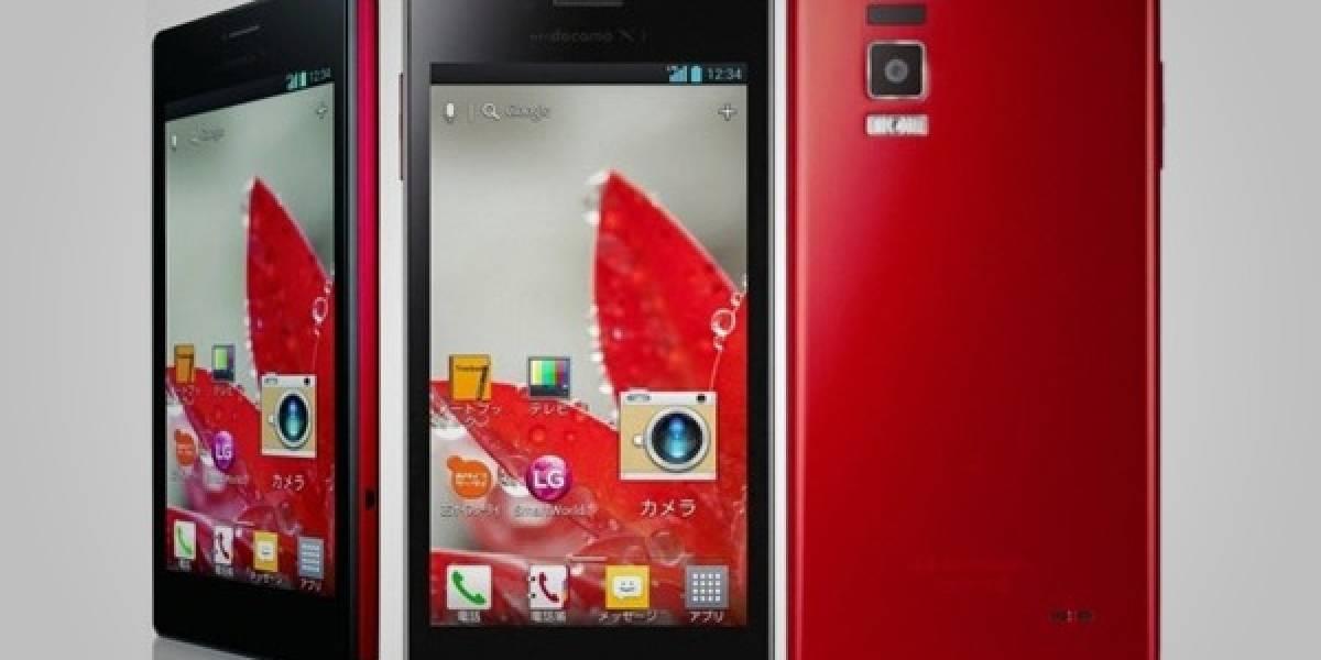 Aparece el LG Optimus CJ, un nuevo smartphone resistente al agua