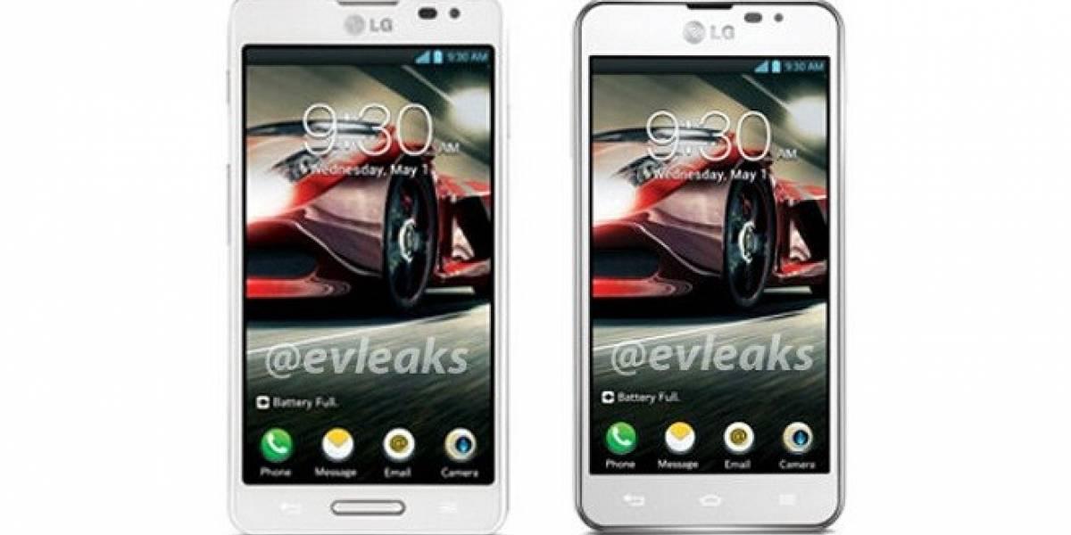 MWC13: Optimus F7 y F5, dos nuevos teléfonos de LG se filtran en la previa de Barcelona