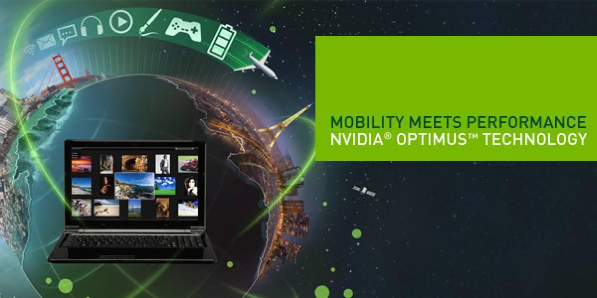 NVIDIA Optimus: Tecnología para el rendimiento gráfico y duración de la batería en tu laptop