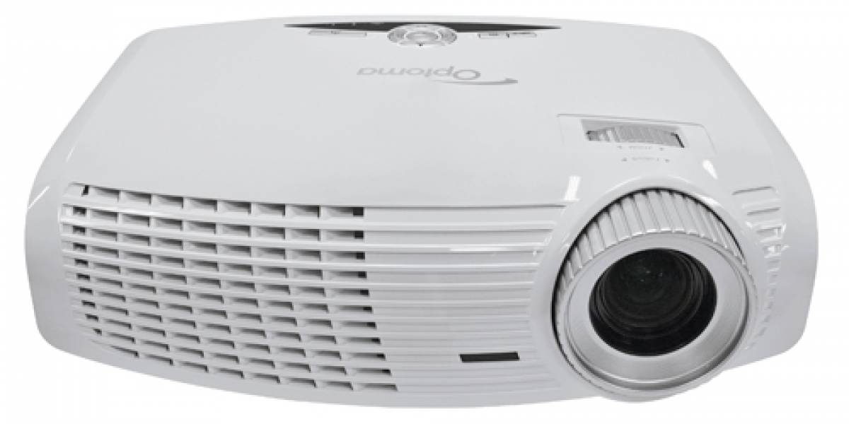Optoma HD2: Un proyector 1080p a USD$999