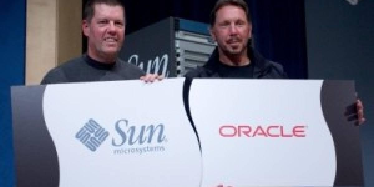Unión Europea aprueba compra de Sun por Oracle