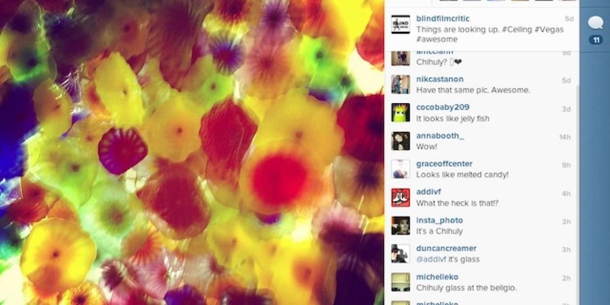 ¿Cómo usa Instagram una persona ciega?