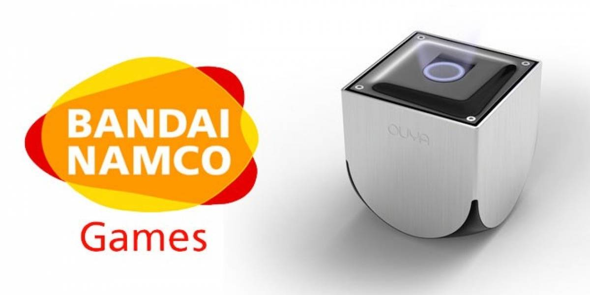 Ouya podría tener juegos de Namco Bandai