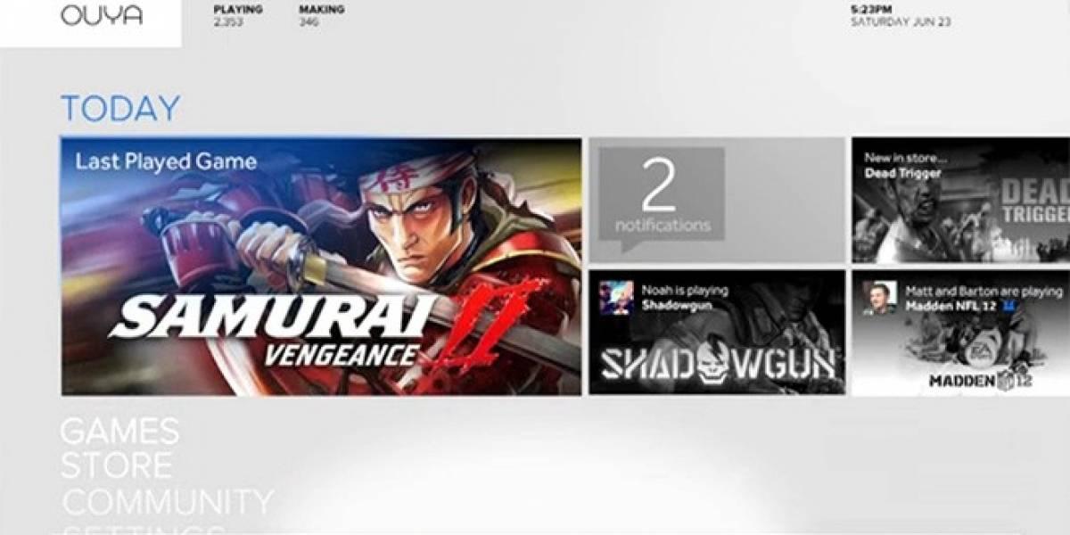 OUYA está trabajando con NVIDIA y creadores de Hawken