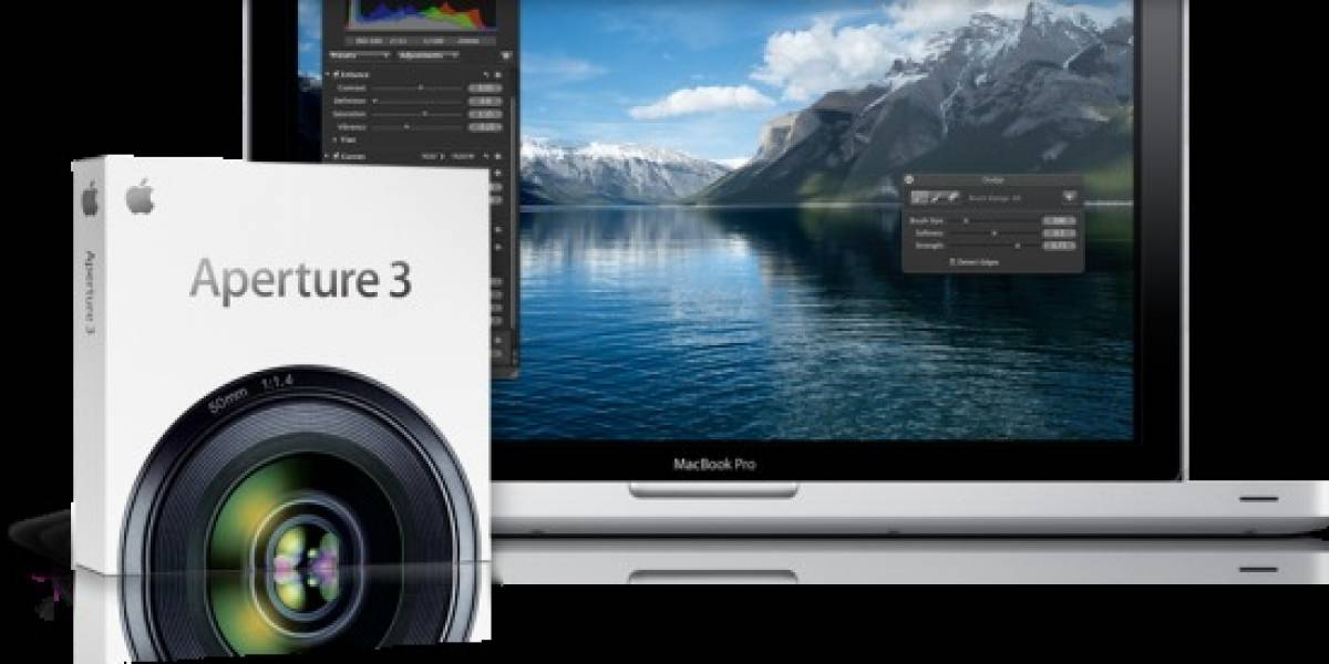 Apple introduce Aperture 3