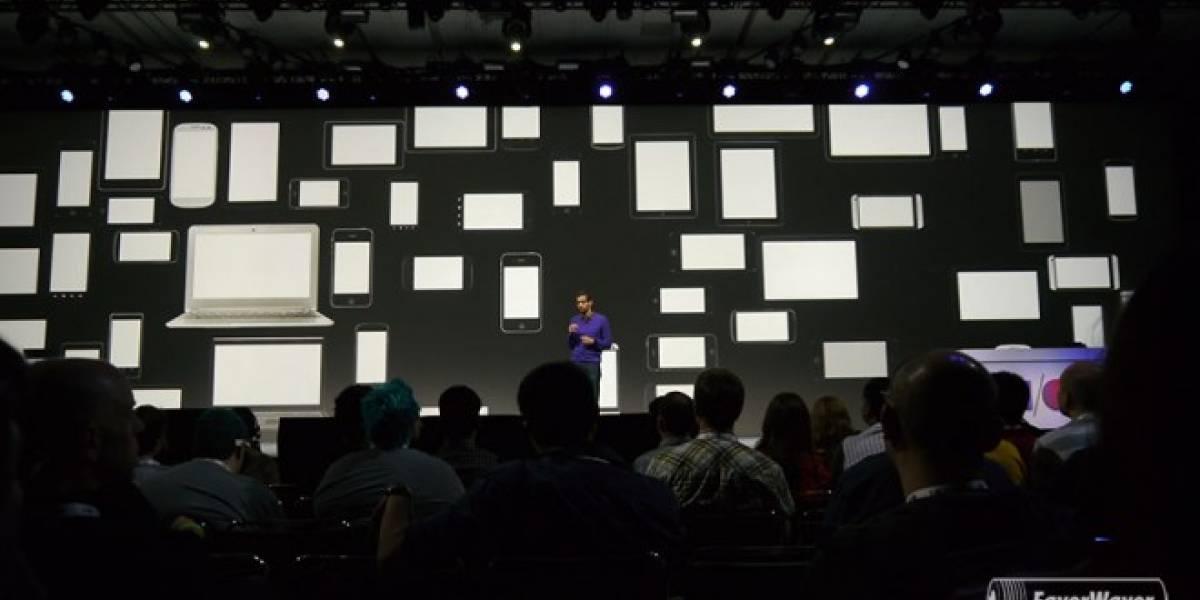 Google anuncia 900 millones de activaciones de equipos Android #IO13