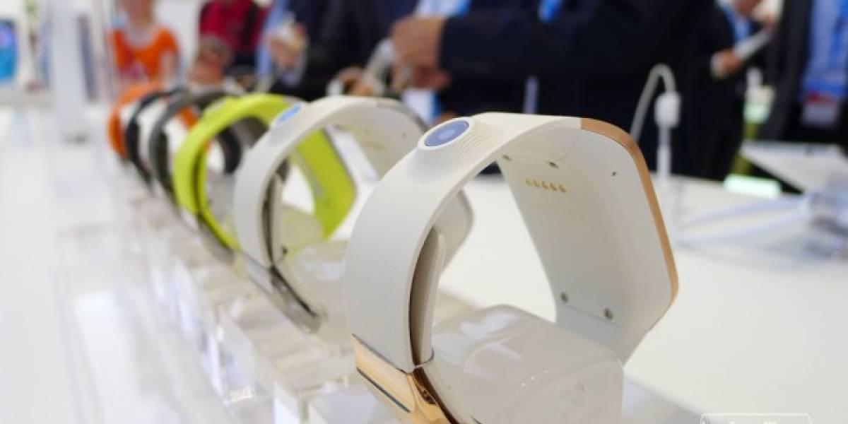 Samsung lanzará un nuevo Galaxy Gear junto con Galaxy S5