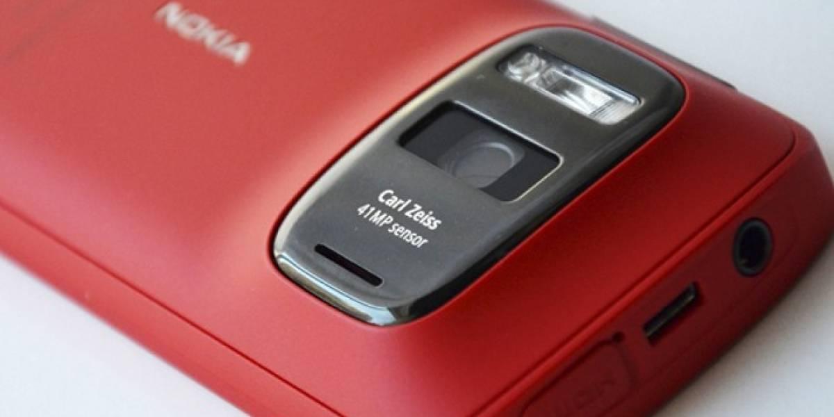 Nokia lanzaría un Lumia con cámara de 41MP el 14 de mayo