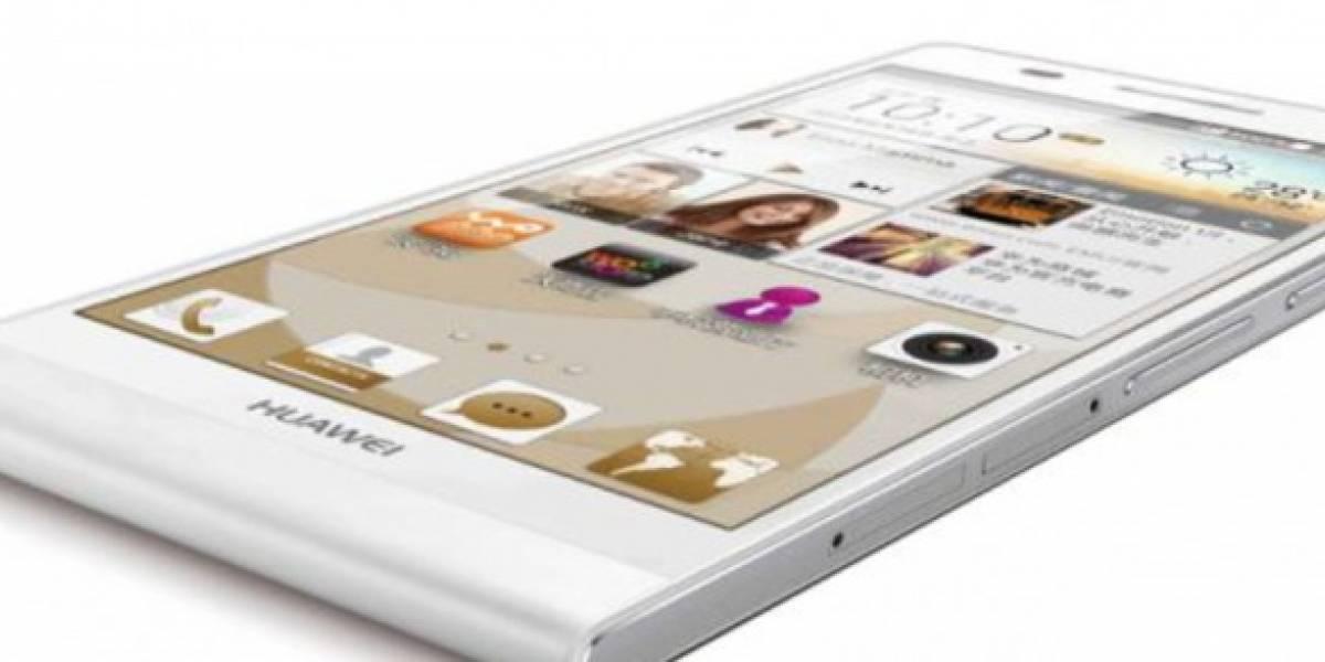 Huawei actualiza el Ascend P6: ahora será conocido como Ascend P6S
