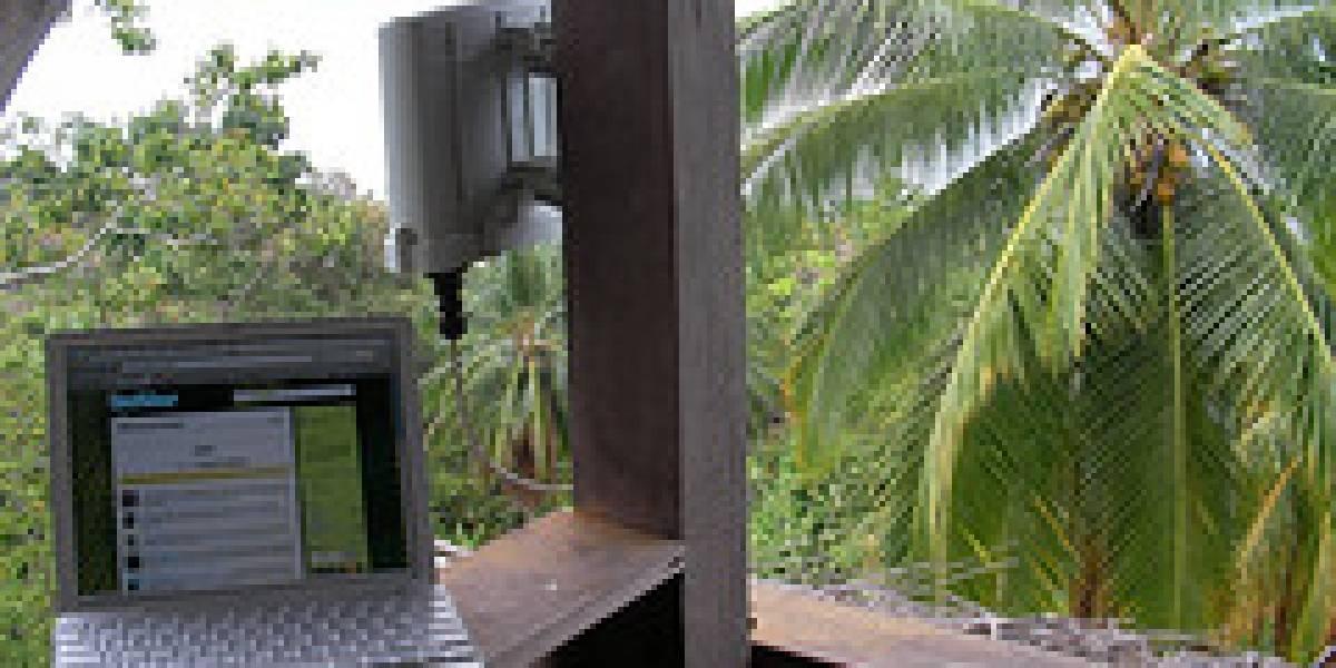Panamá inauguró la primera etapa de su red Wi-Fi nacional