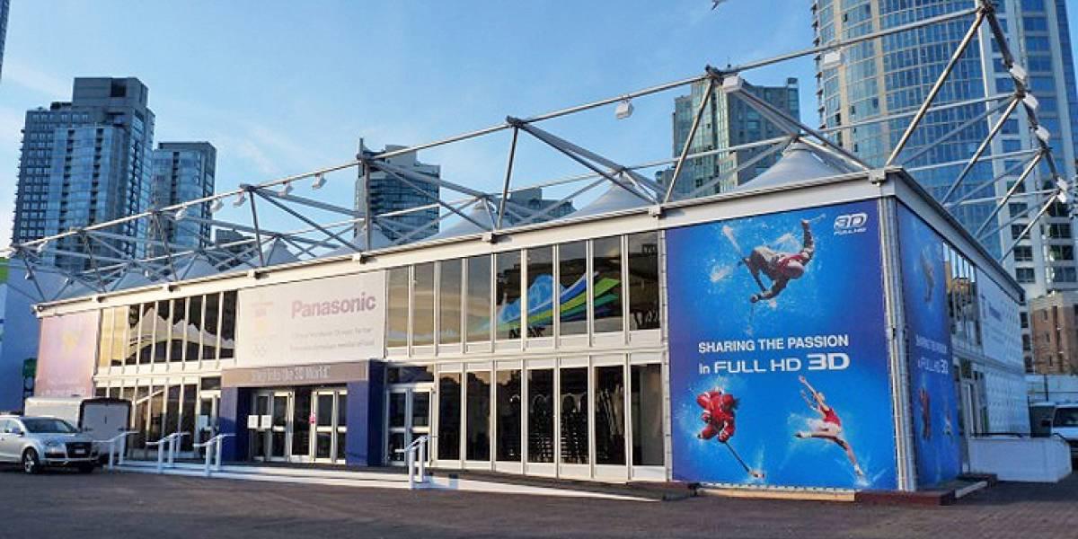 Panasonic arma cine Full HD 3D en los Juegos Olímpicos de Invierno Vancouver 2010