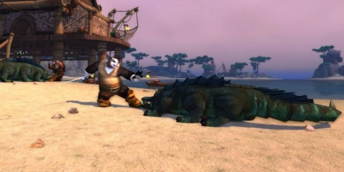 Blizzard anuncia la fecha de lanzamiento de Mists of Pandaria