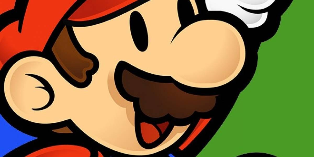 E3 2012: Paper Mario Sticker Star es el RPG que todos esperábamos