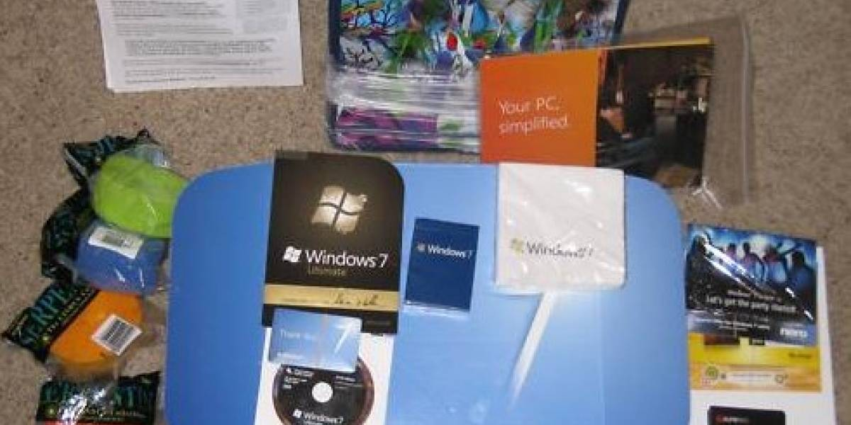 Cierran reventas de Windows 7 party pack