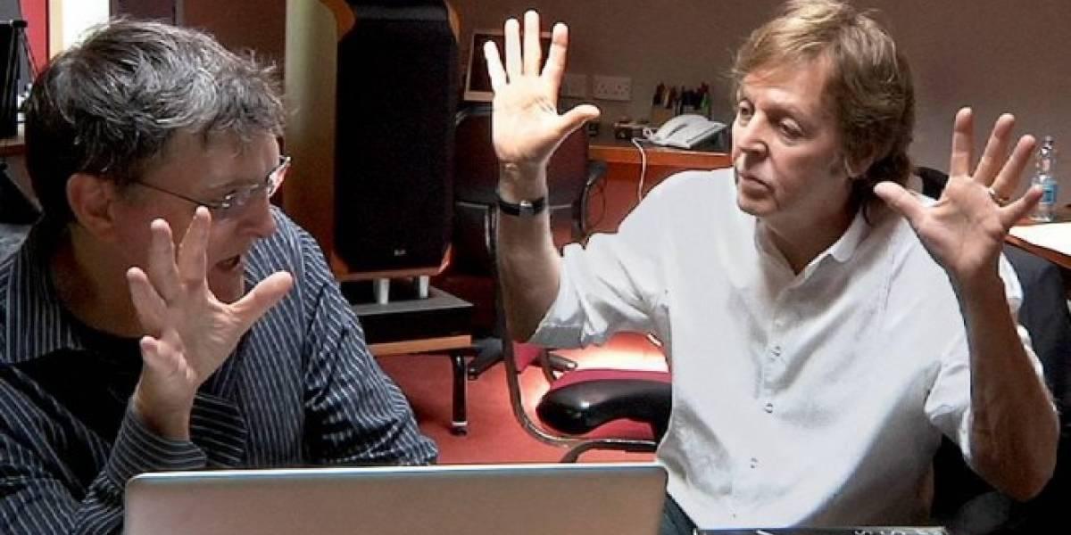 Paul McCartney está componiendo música para Bungie