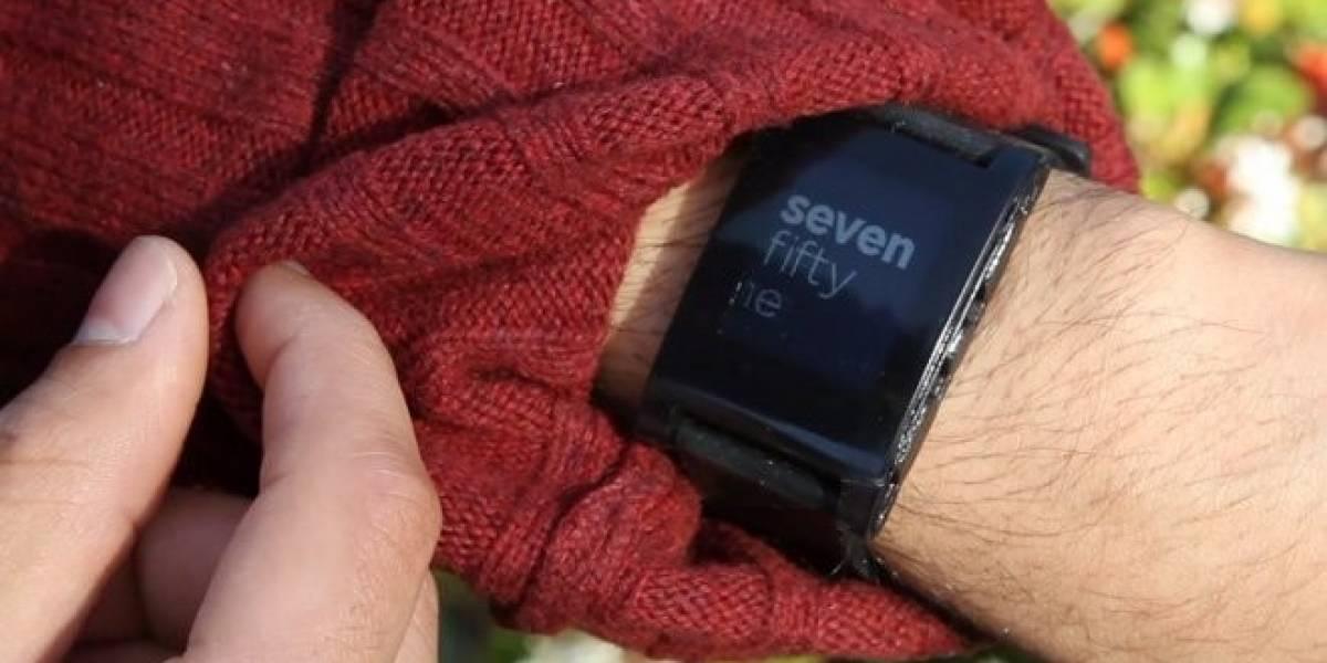 El reloj inteligente Pebble podría recibir software nuevo mañana