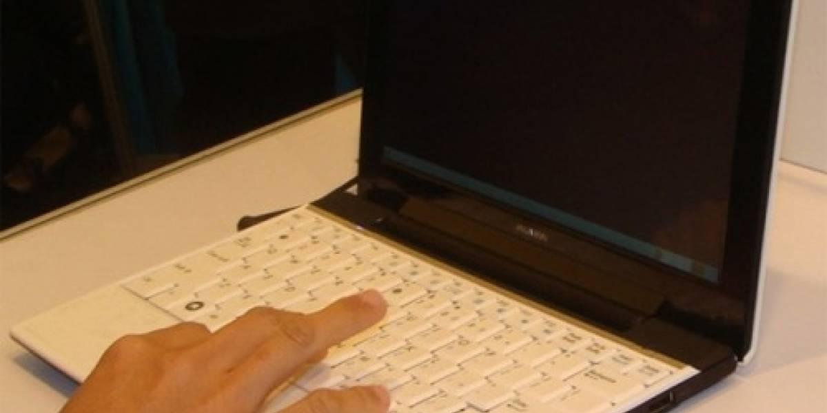 Pegatron muestra su Smartbook de USD$200