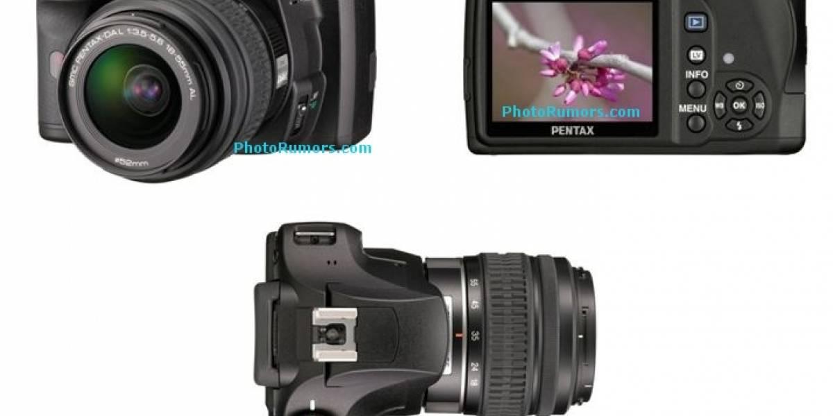 Futurología: Pentax K-x, una dSLR de entrada que graba video HD