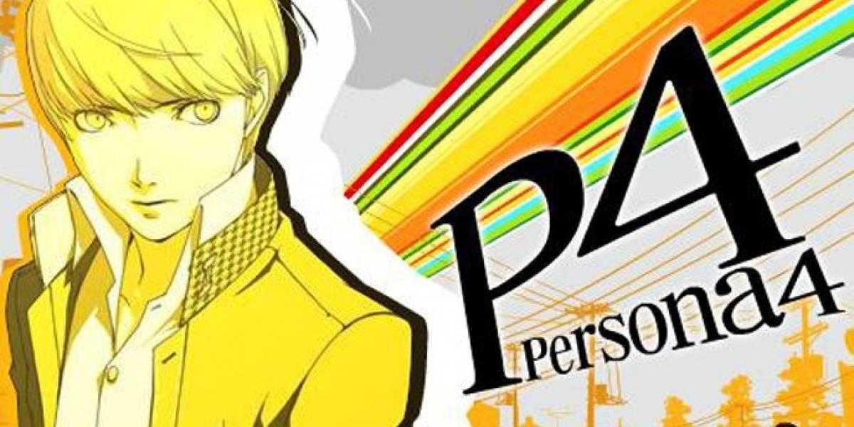 Persona 4 revitaliza fuertemente las ventas de PS Vita en Japón
