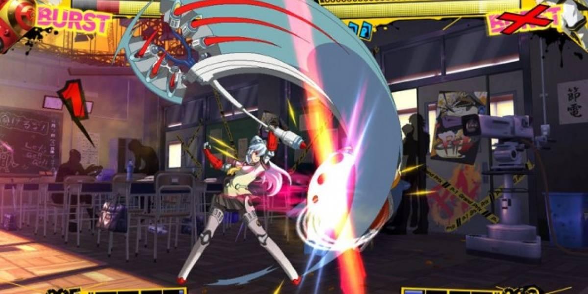 Persona 4 Arena: Primer juego de PS3 bloqueado por región por culpa del dólar