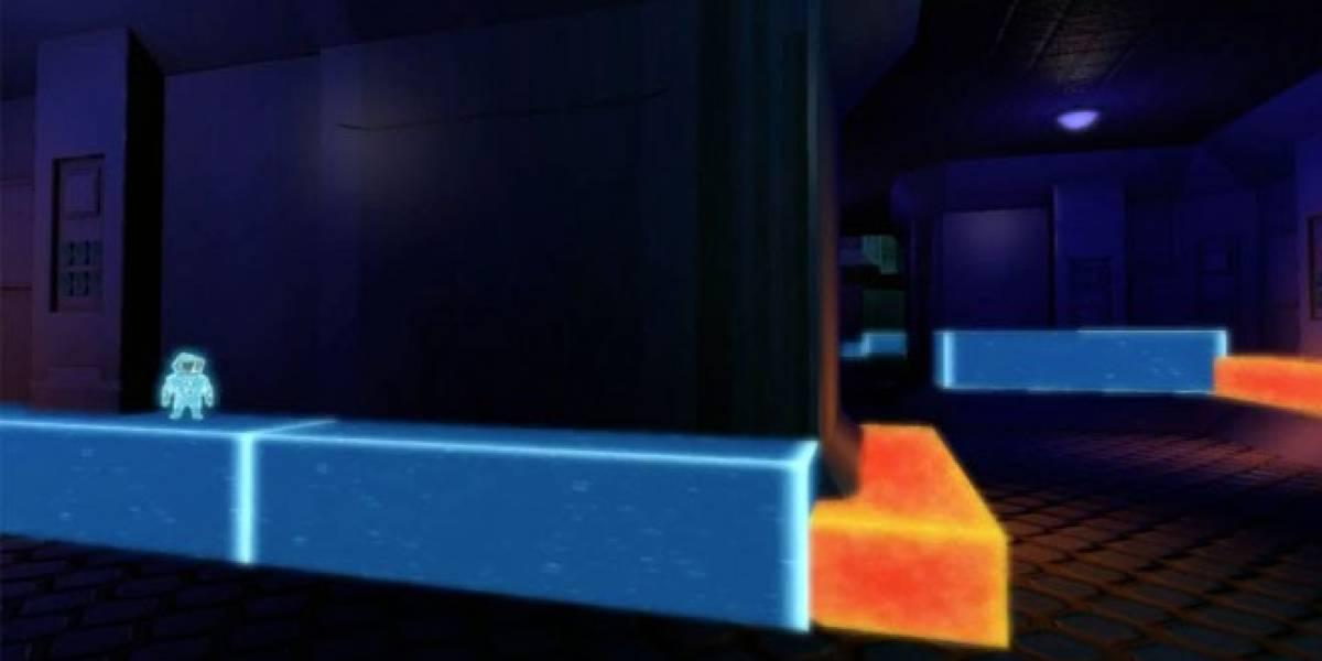 Perspective, un impresionante juego que mezcla 2D con 3D