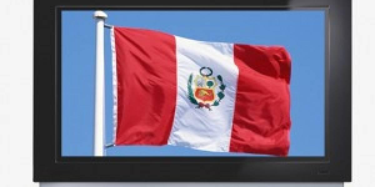 Perú inició transmisiones de televisión digital