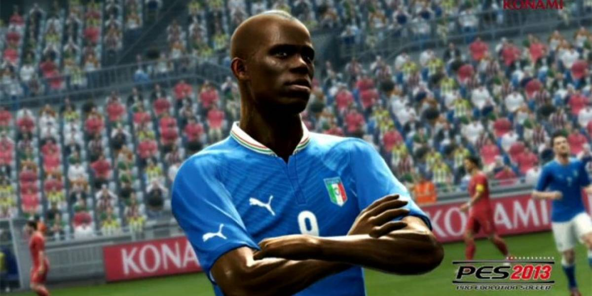 Primera demo de Pro Evolution Soccer 2013 llega la próxima semana