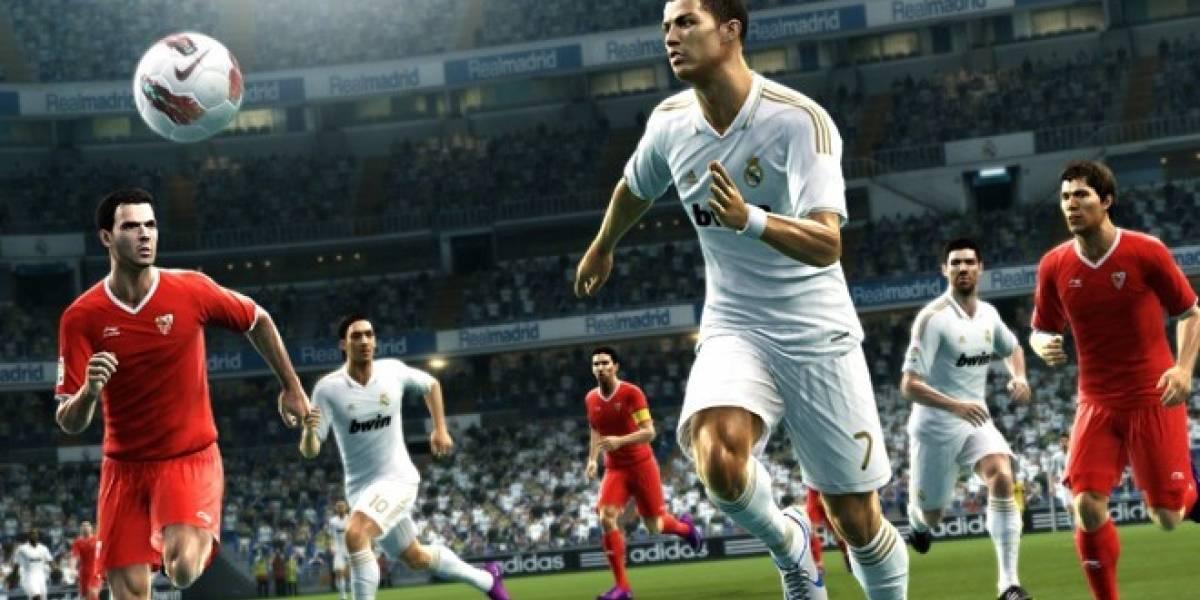 A primera vista: Pro Evolution Soccer 2013