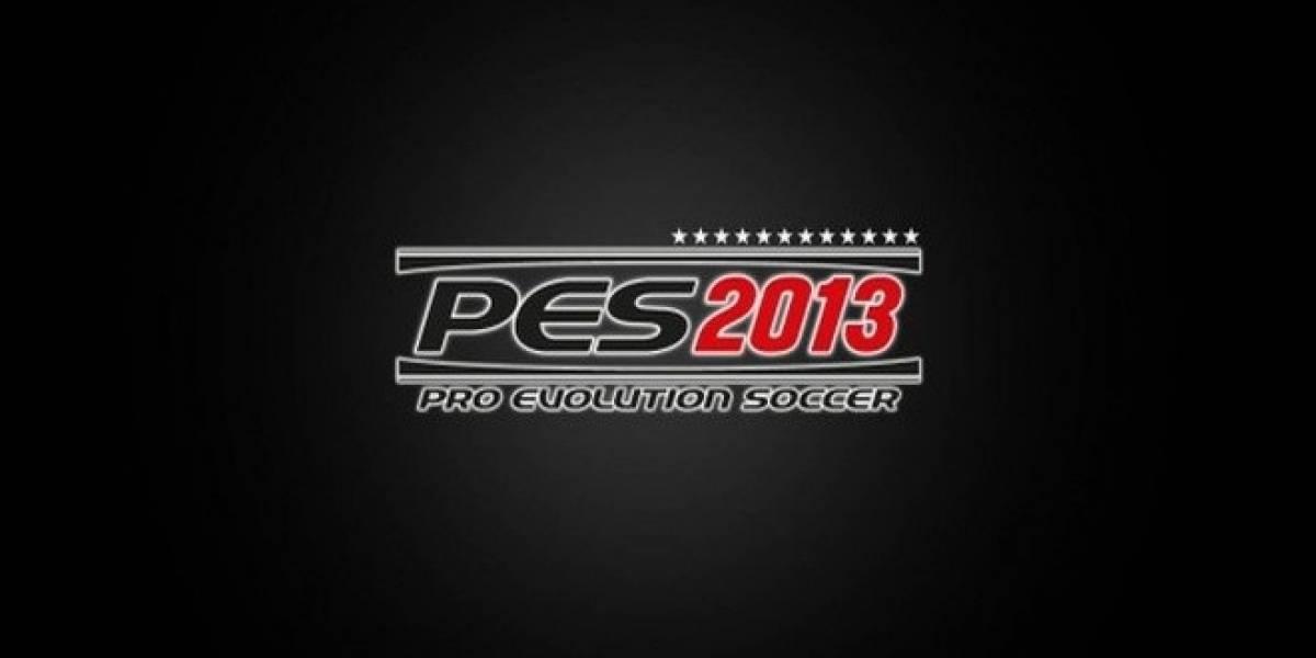 Ya se puede descargar la demo de Pro Evolution Soccer 2013