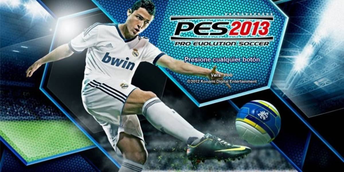 NB Labs: Pro Evolution Soccer 2013