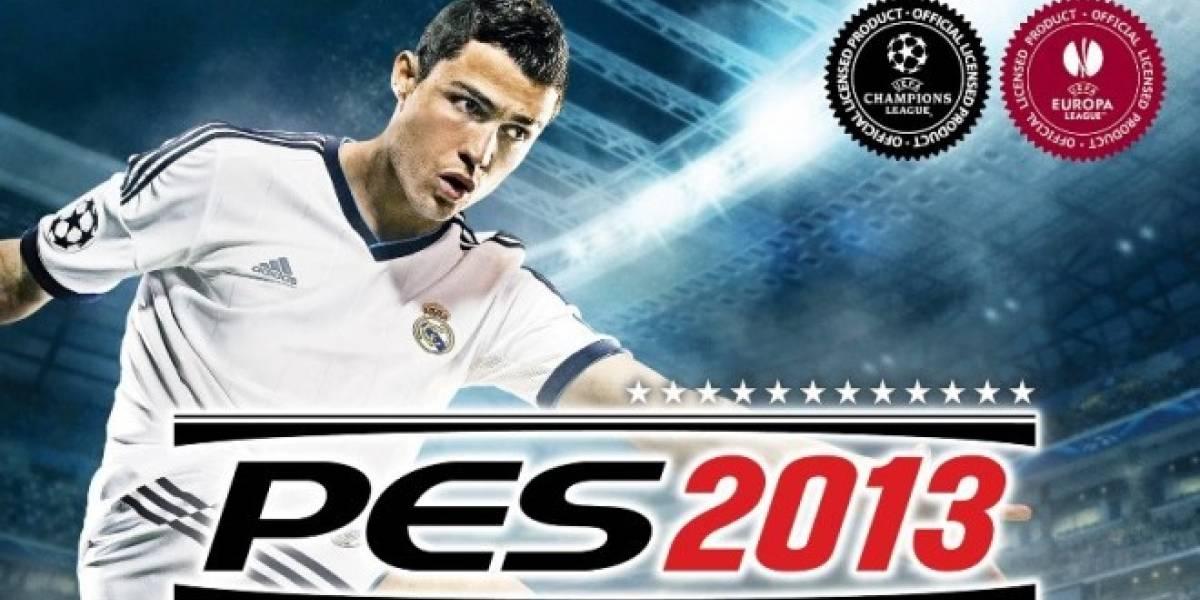 Pro Evolution Soccer 2013 confirma fecha de lanzamiento