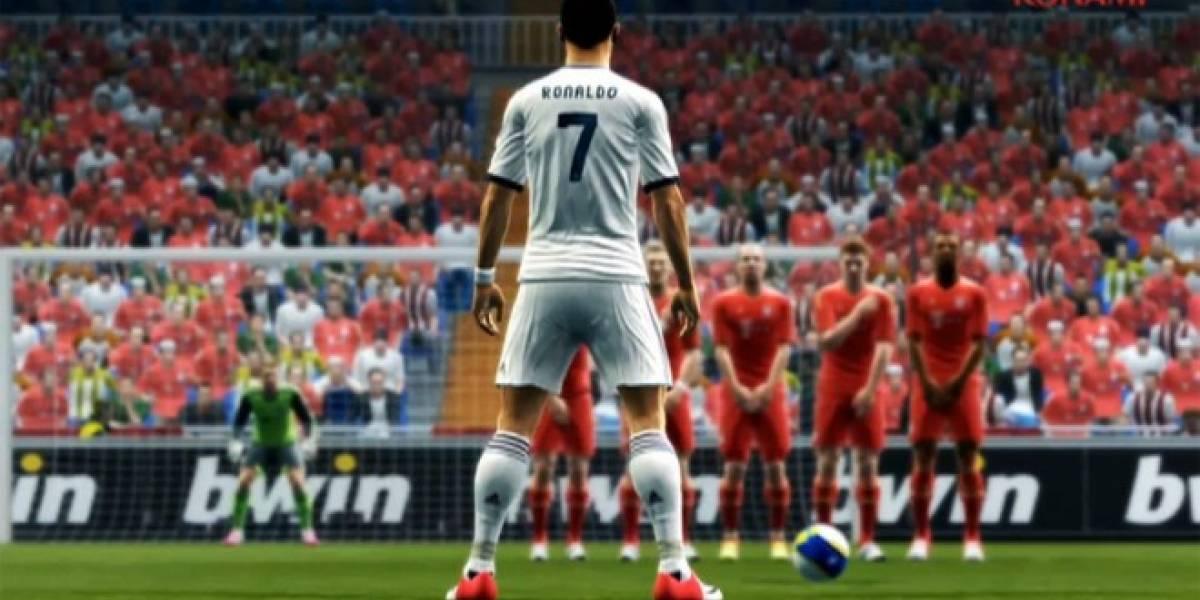 PES 2013 tendrá DLC gratuito el día de lanzamiento