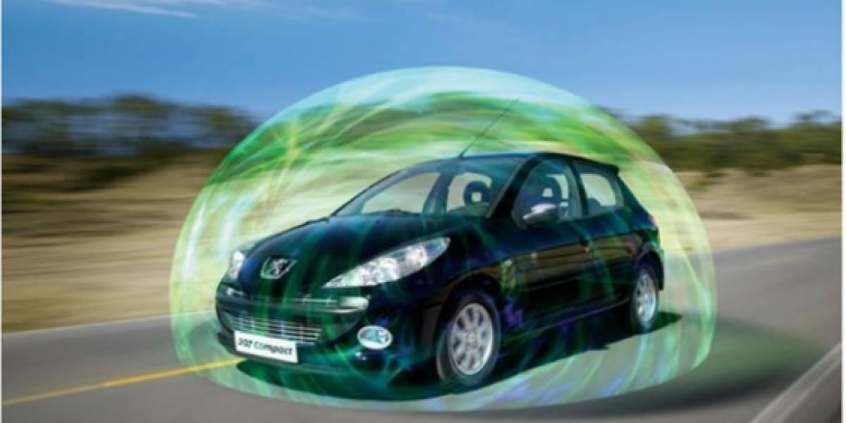 México: Peugeot presenta el primer auto con conexión 3G