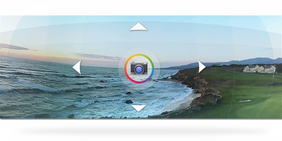 Aplicación te permite usar como fondo de pantalla animado las Photo Sphere