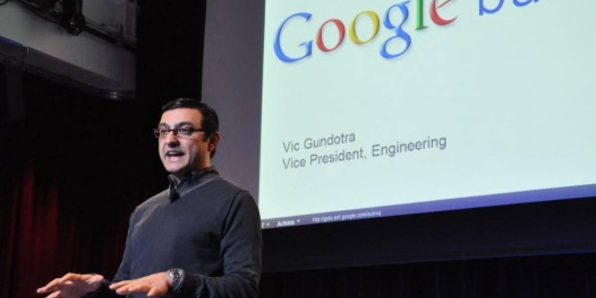 Google presenta G Buzz