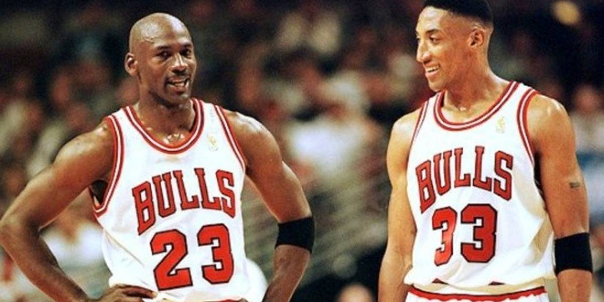 Scottie Pippen finalmente sí estará presente en el Dream Team de NBA 2K13
