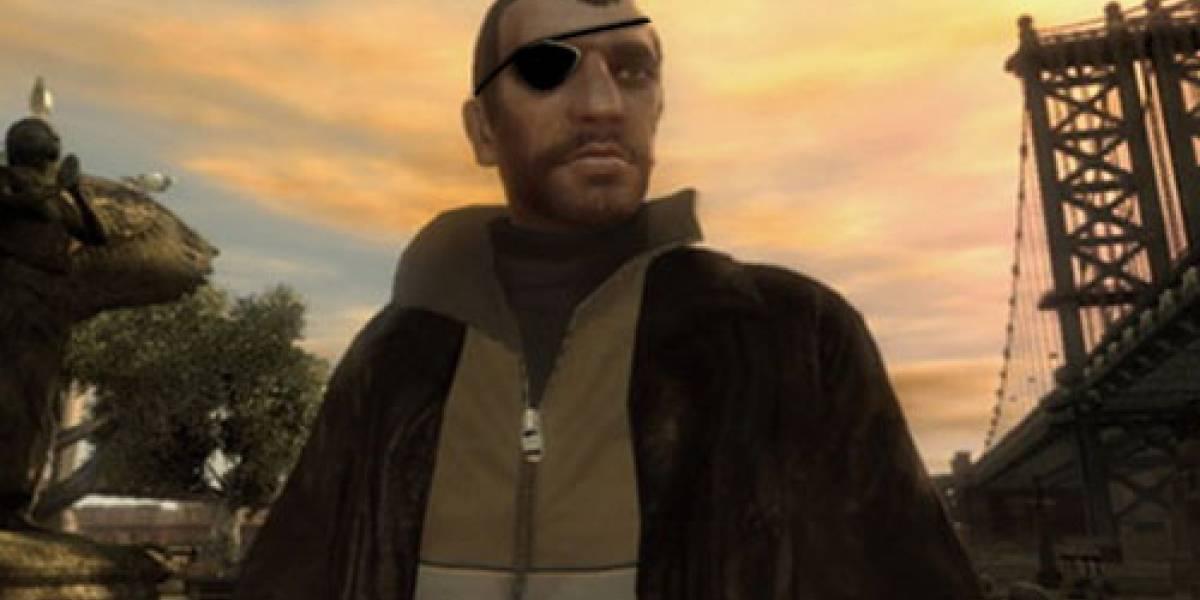 Sabía usted que... ya se filtró GTA IV en la red?