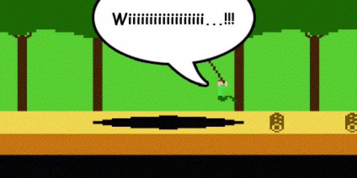 Pitfall, ahora para tu Wii