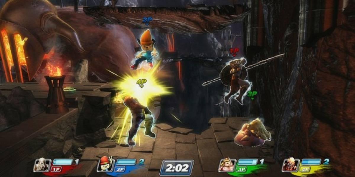 A primera vista: PlayStation All-Stars Battle Royale