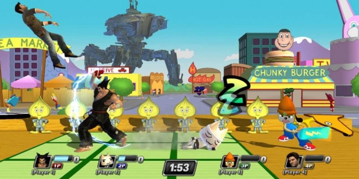 EVO 2012: Dos nuevos personajes para PlayStation All-Stars Battle Royale