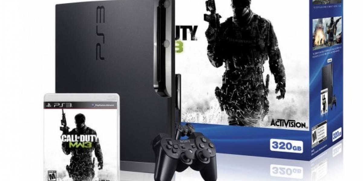 Nunca es tarde: PlayStation 3 estrena paquete con Modern Warfare 3