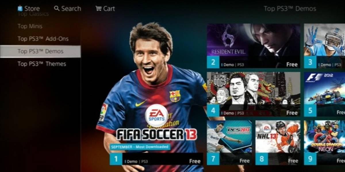 Nueva PlayStation Store se retrasa en Norteamérica