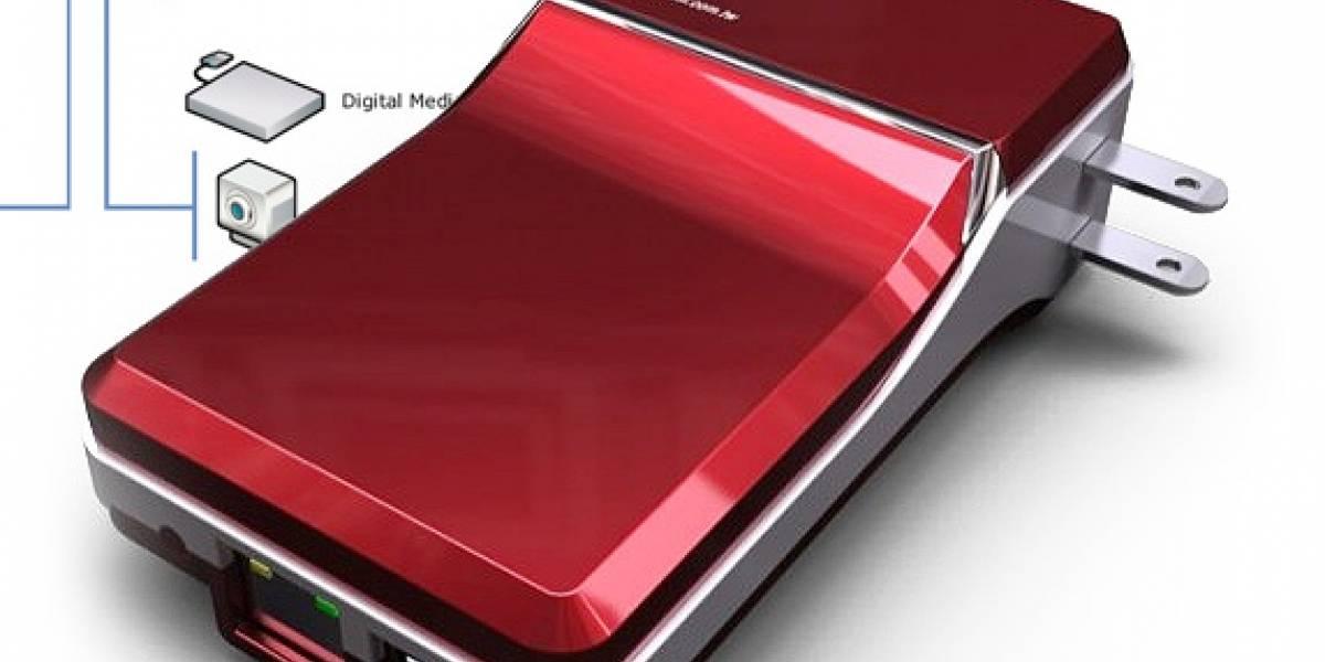 CES10: Marvell Plug Computer 3.0, Mini-servidor actualizado con WiFi, Bluetooth y HDD