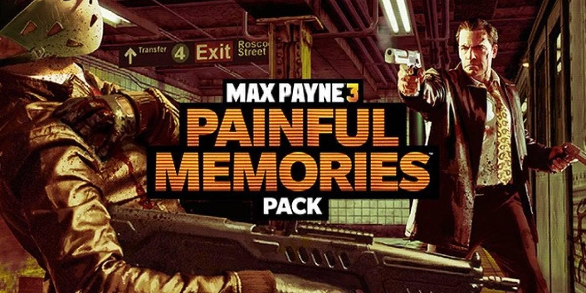 El nuevo DLC de Max Payne 3 nos lleva de vuelta al metro de la calle Roscoe